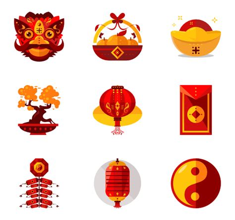new year delivery china free vector icons svg psd png eps icon font thousands of free icons