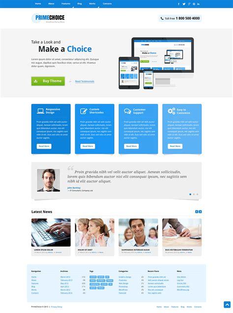 theme wordpress web design mild web design wordpress theme 45311
