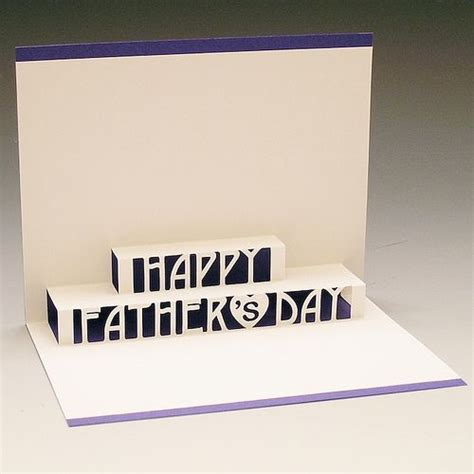 happy s day pop up card template kirigami origami and papercraft happy s day pop
