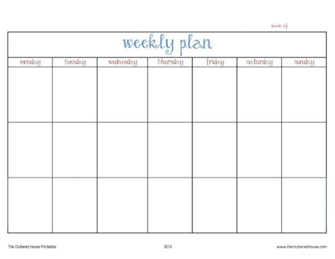 free printable lesson plan templates elipalteco