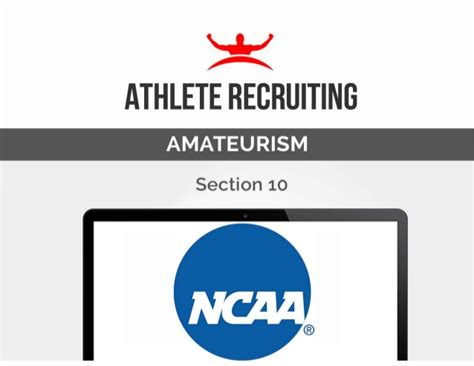 data protection act section 10 amateurism ncaa recruiting section 10 of 11