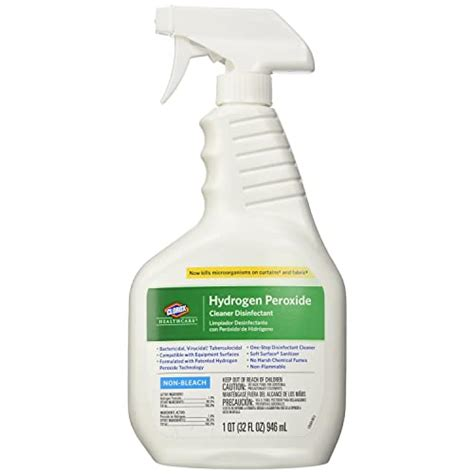 hydrogen peroxide cleaner amazoncom