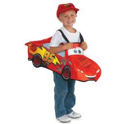 Lightning Mcqueen Car Costume Cheap Cars Lightning Mcqueen Deluxe 3 D Costume At
