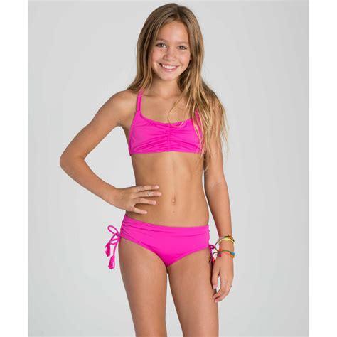 junior swimwear models sol searcher tali swimwear set billabong canada