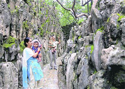 Rock Garden Chd The Tribune Chandigarh India Chandigarh