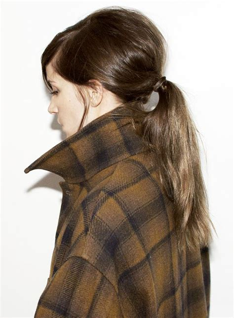 ponytail after 60 ten hair styles while growing your hair out