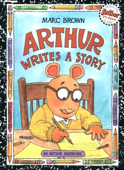 writes books arthur my