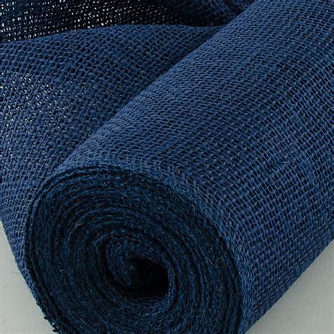 10 yards burlap roll 20 quot burlap fabric roll navy blue 10 yards jrh19 33