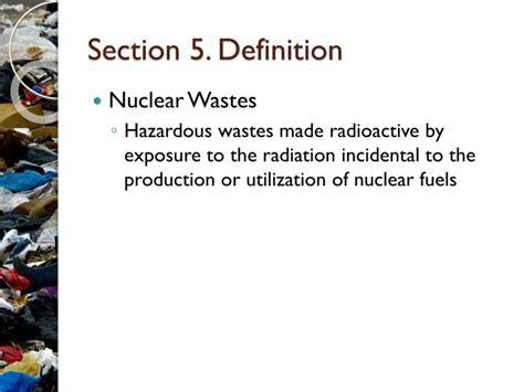 ppt republic act no 6969 toxic substances and hazardous