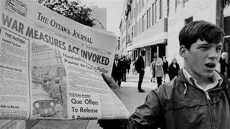 October Crisis Essay by 40 Years Later Security And The Flq The Globe And Mail