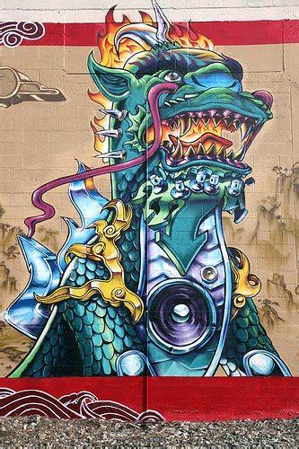 grafity amazing wildstyle dragon graffiti art design