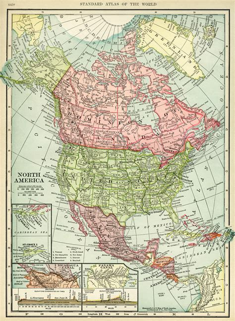 usa map history geography historical geography map of america free vintage