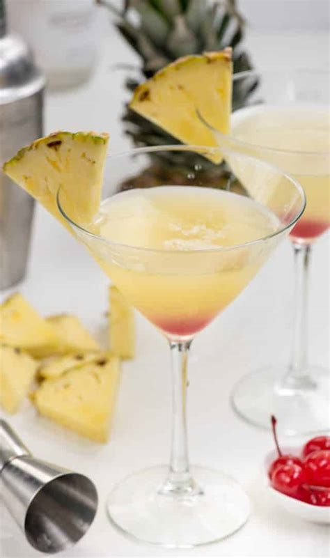 martini hawaiian hawaiian martini for crust