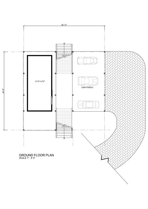 zero lot house plans modern zero lot line house plans modern house