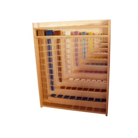 montessori bead cabinet complete bead set in cabinet 2 boxes incl pe170 set of