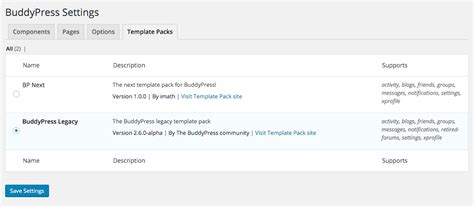 Github Buddypress Next Template Packs Is This The Next Buddypress Template Pack Buddypress Template Pack