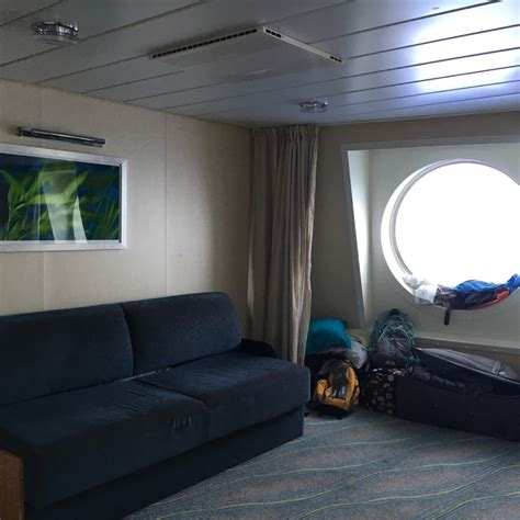 oasis of the seas cabine oceanview cabin 11528 on oasis of the seas category fo