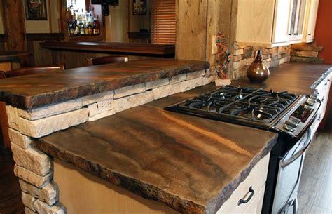 Rustic Granite Countertops by Photo Gallery Concrete Countertops Annville Pa The
