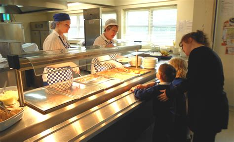 Kitchen Staffing Agencies by School Dinners Scarning Primary School