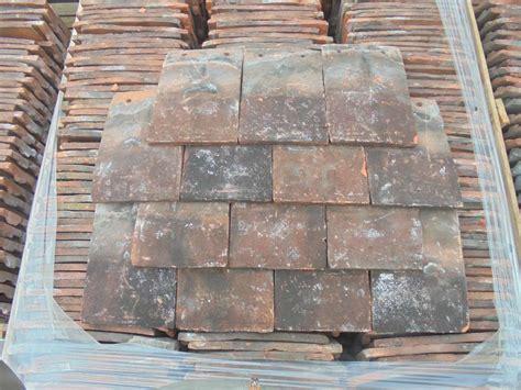 Handmade Clay Tiles - reclaimed handmade clay nib tiles authentic reclamation