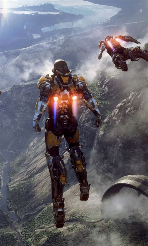 wallpaper anthem  games playstation  xbox  pc