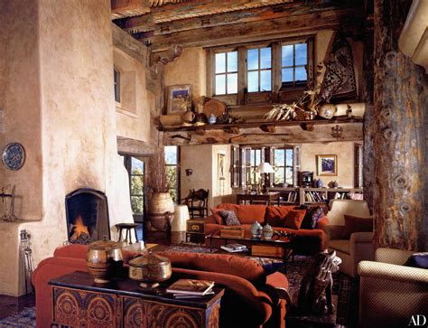 shop architects modern santa fe gallery design is inspired gene hackman s rustic santa fe home photos architectural