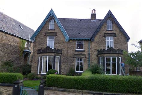 gothic revival houses victorian gothic revival houses sheffield history chat