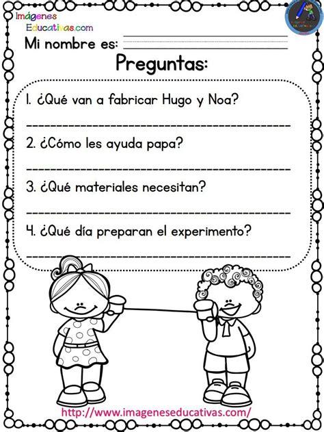 Imagenes Educativas Lectura   lecturas comprensivas para primaria y primer grado las