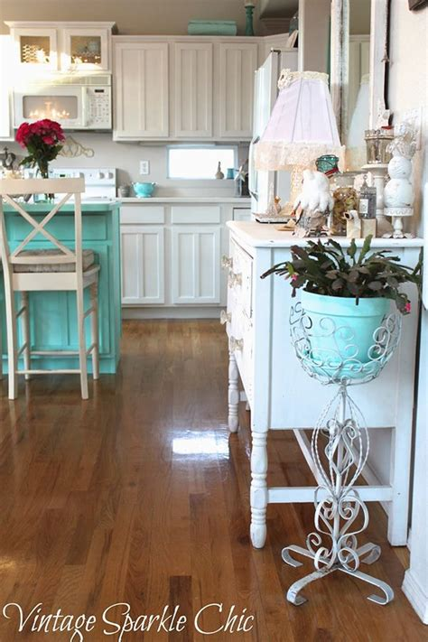shabby chic living you will love dream kitchen