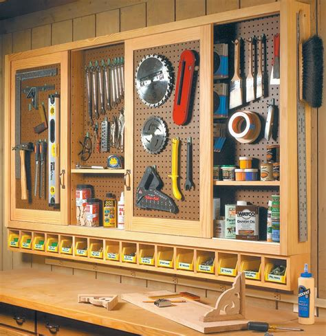 Cheap Kitchen Remodel Ideas Before And After by Remodelaholic Build An Organized Pegboard Tool Cabinet And Simple Workbench