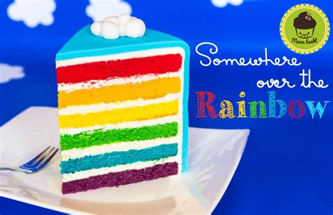 rainbow kuchen rainbow cake so backt ihr euch die perfekte bunte