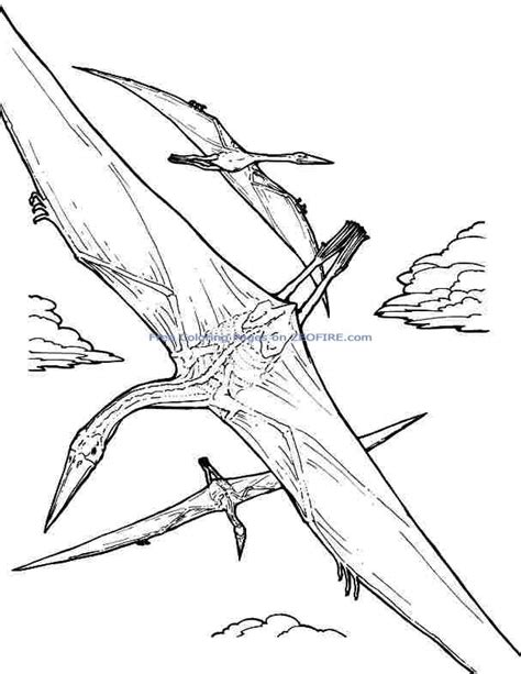 quetzalcoatl coloring page quetzalcoatus coloring pages dinosaurs pictures and facts
