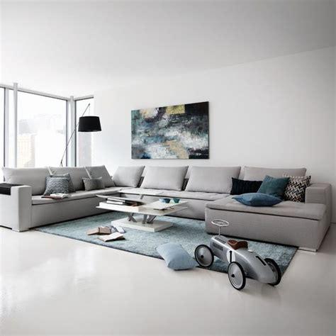 grand canap 233 canap 233 d angle pour salon moderne c 244 t 233 maison