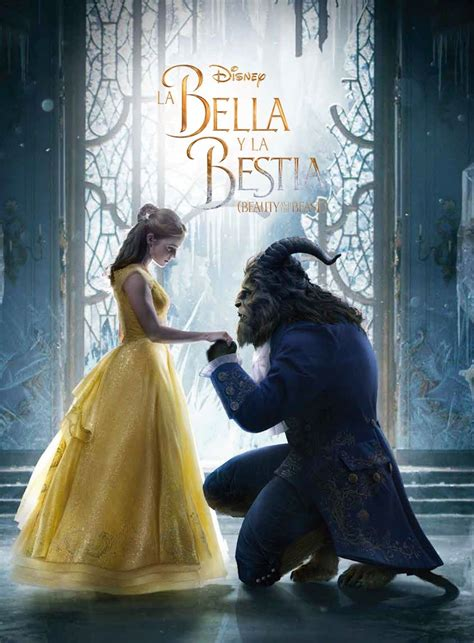 libro disney beauty and the portada la bella y la bestia el libro de la pelicula