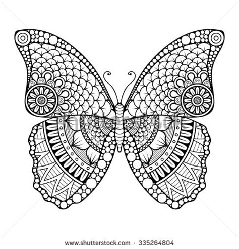 mandala coloring pages butterfly butterfly vintage decorative elements with mandalas