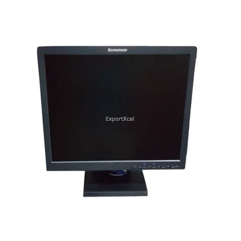 Monitor Lcd Lenovo used lenovo lcd monitor 17 quot