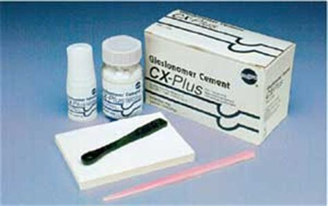Dispenser Uchida Md 17 Pas cx plus introductory kit glass ionomer cement 35 gm