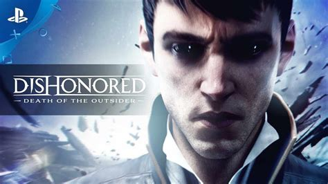 Kaset Ps4 Dishonored Of The Outsider dishonored of the outsider gameplay trailer ps4