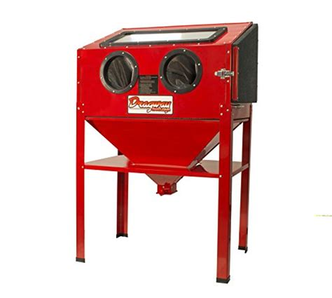 Air Compressor For Sandblasting Cabinet by New 60 Gallon Sandblast Cabinet Sand Blaster Air Tool W