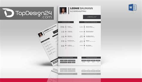 Homepages Design Vorlagen lebenslauf vorlage design topdesign24
