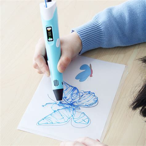 3d doodling pen lets you draw your own objects twisted pixie reviews product review ohuhu 3d printing