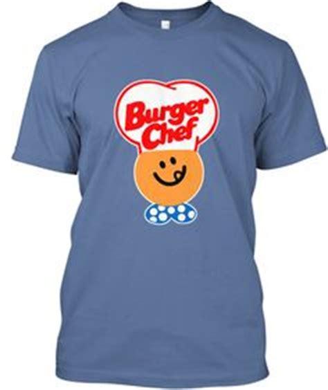 Kazel Tshirt Burger Edition Large burger chef yumm on chefs burgers and memories