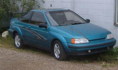 1992 hyundai scoupe for sale