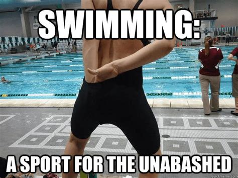 Funny Swimming Memes - 48 best swimming memes images on pinterest swim
