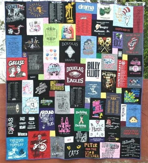 t shirt quilt by cool quilts t shirt quilts