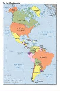costa rica on map of south america and south america map canada usa mexico guatemala