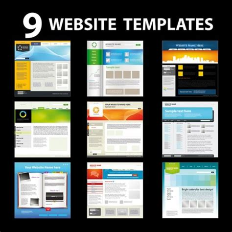 free layout design templates best photos of layout website design templates free free