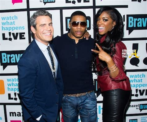 married to medicine divorce rumors andy cohen nelly porsha stewart wwhl 1
