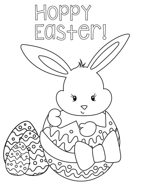 free coloring pages for easter printables easter coloring pages best coloring pages for