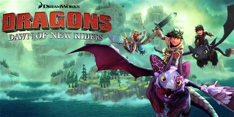 dreamworks dragons dawn   riders nintendo switch